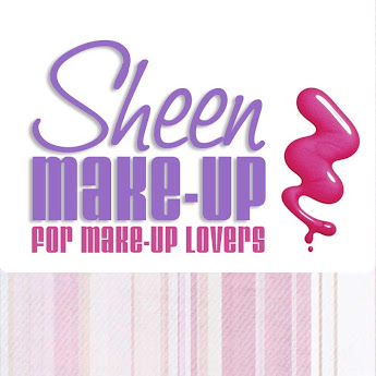 Arianna Sheen Make-Up instagram, twitter profili