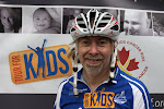 2011 Tour for Kids Ontario - Day 3 Riders Portraits - by Calum Tsang