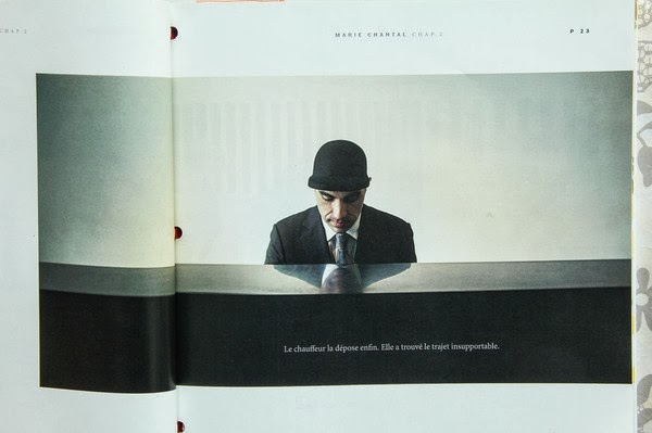 帽子設計師彭比里奧當然有份出演。