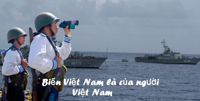 Những bài thơ hay viết về tình yêu biển đảo Việt Nam