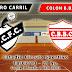 Escucha aquí Ferro Carril - Colon (1a Rueda TLN 2013)