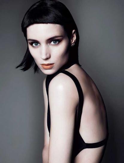 Rooney Mara, sexy
