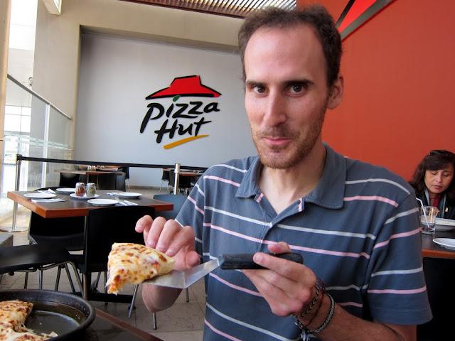 Pizza Hut in Trujillo, Peru