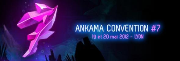 Logo da ankama convention 7.