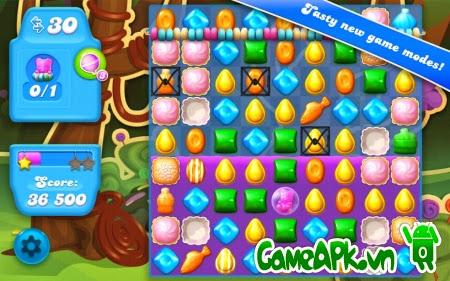 Candy Crush Soda Saga v1.28.15 hack full cho Android