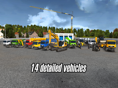 Construction Simulator 2014 v1.1 for Android