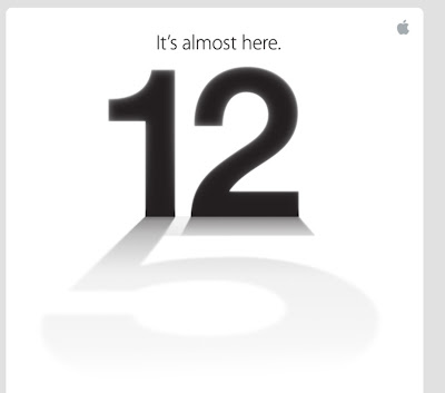 "Apple メディアイベント""It's almost here."""