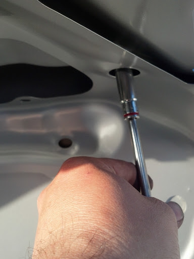 10 Car Trim clips Panel clip Speed fasteners Trim buttons  FIX36
