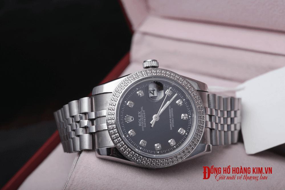 Địa chỉ bán những mẫu đồng hồ nam dây sắt đẹp nhất vịnh bắc bộ - 8