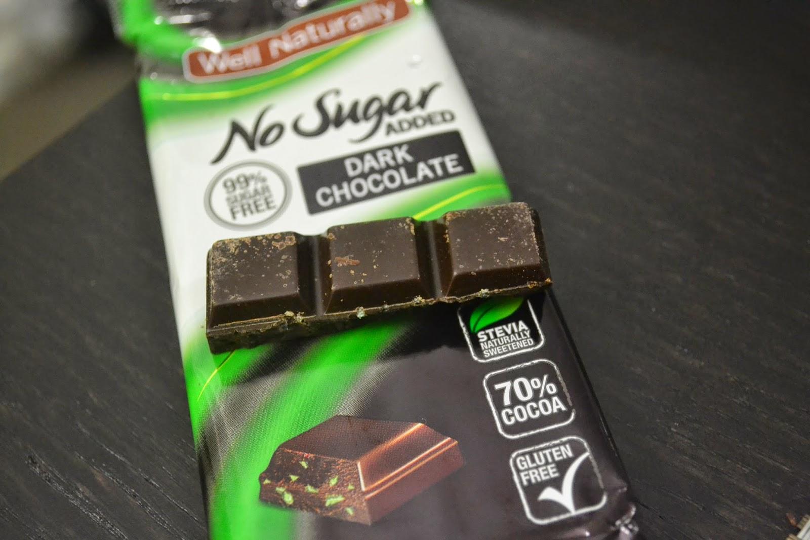Mint Crisp Dark Chocolate