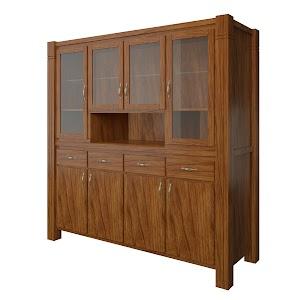 phoenix china cabinet