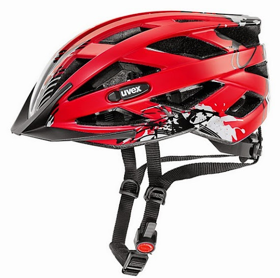 Uvex caschi e occhiali da bici e mtb caratteristiche for Casco bici citta