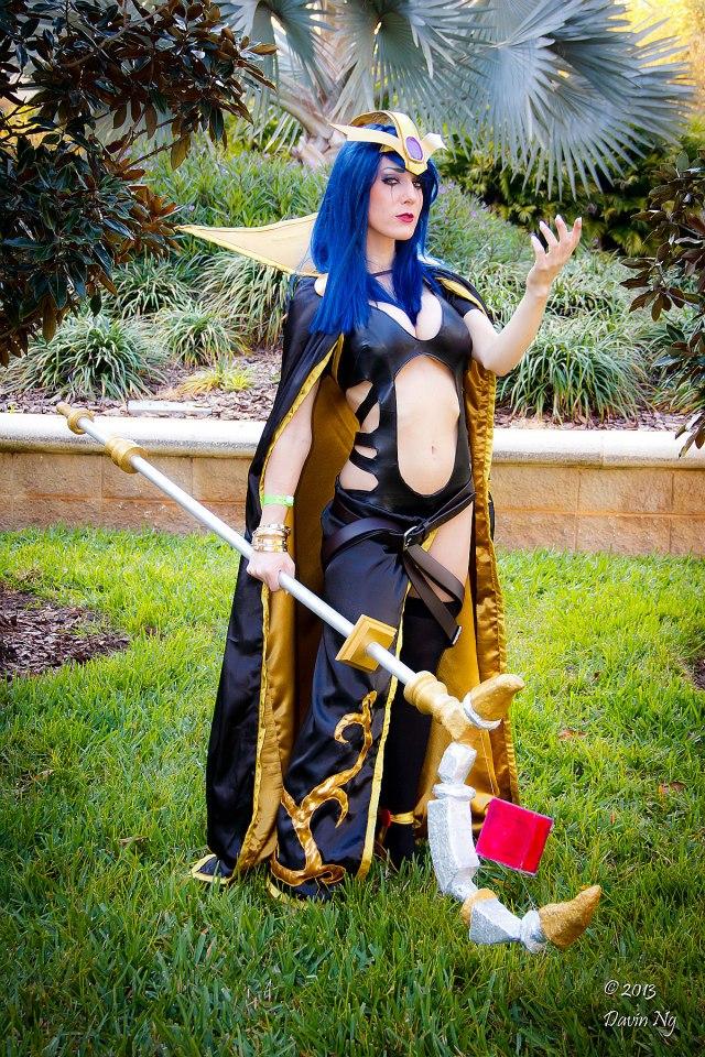 Ngắm cosplay LeBlanc của cosplayer Kristen Hughey - Ảnh 5