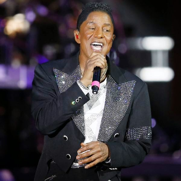 Jermaine Jackson performs on stage during the Monte Carlo Summer Festival on July 24, 2014 in Monaco.