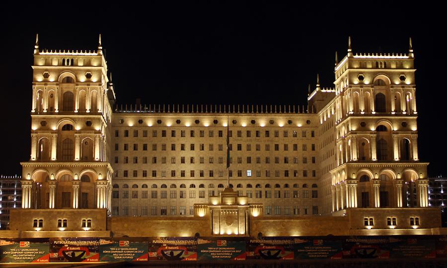 Баку это...