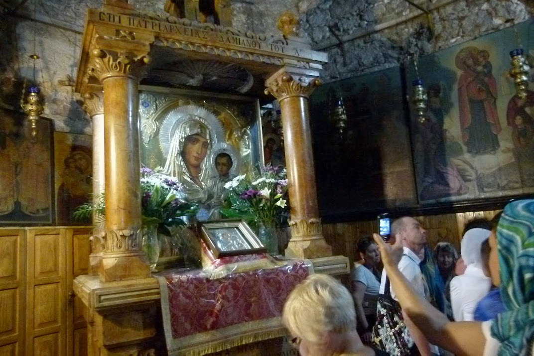 Tomb of Mary1