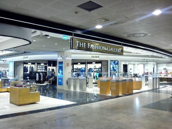 El aeropuerto de Barajas estrena la mayor tienda de artículos de lujo en aeropuertos de Europa