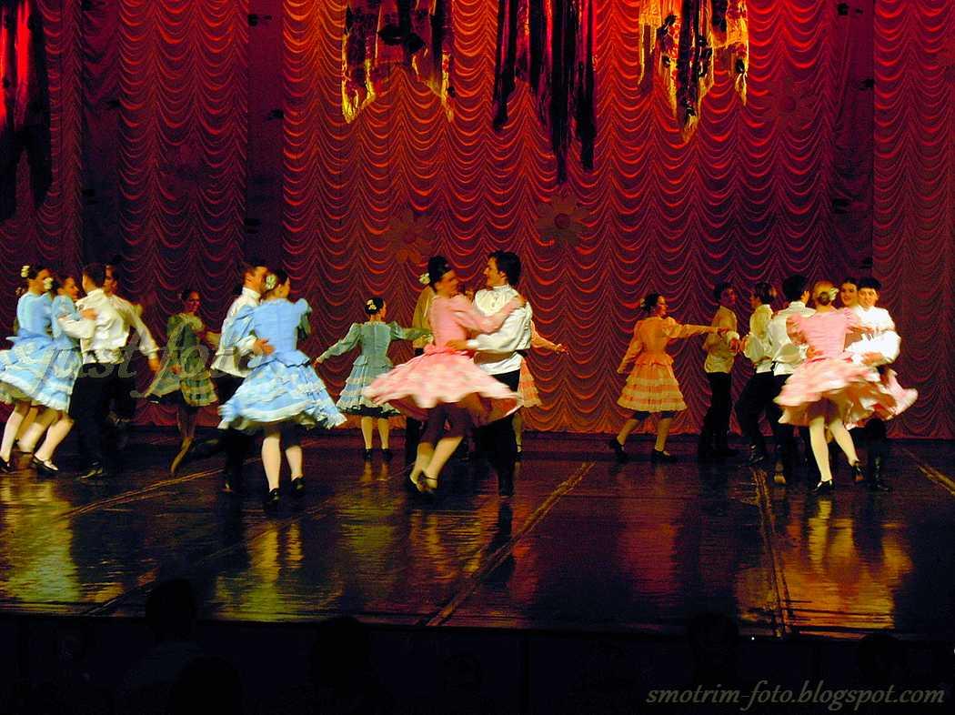 Россияночка - ансамбль танца фото