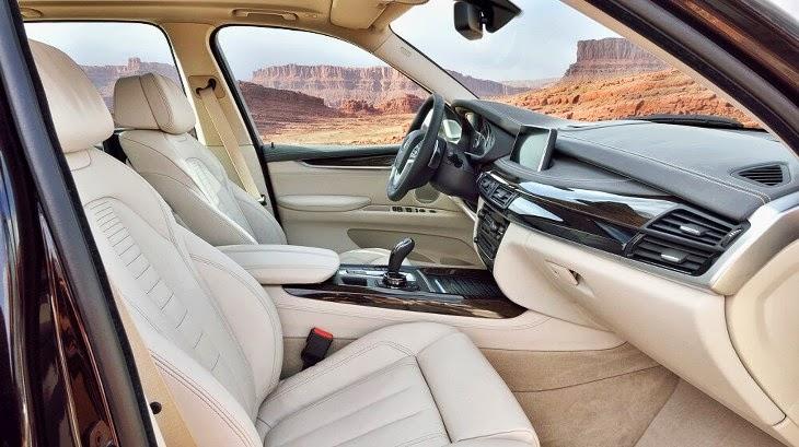 New BMW X5
