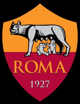 Logo AS Roma 1927 | I Lupi | I Giallorossi | La Maggica [image by en.wikipedia.org]