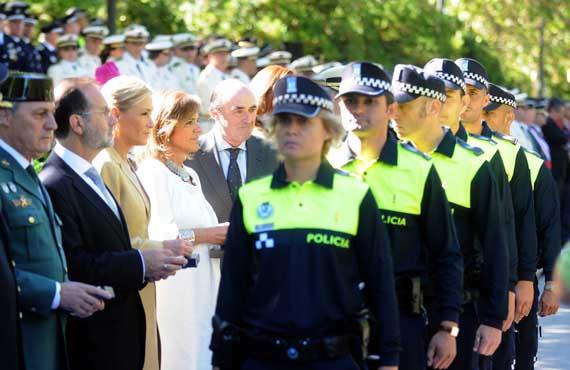 Policía Municipal. 175 años de servicio a Madrid