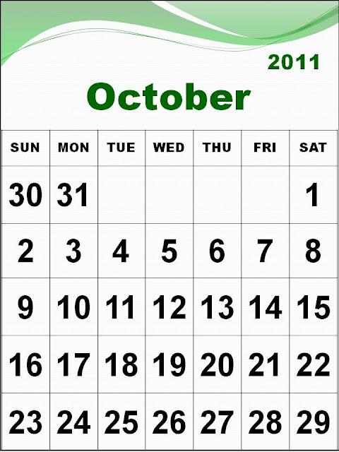 october 2011 calendar with holidays. October+2011+calendar+