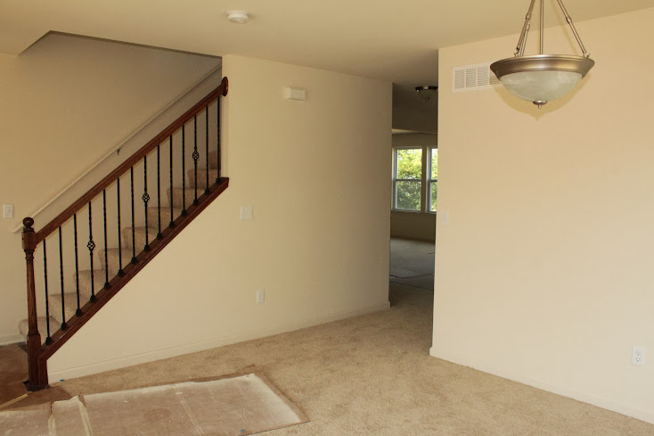 Half wall to Stair Railing The Home Depot Community