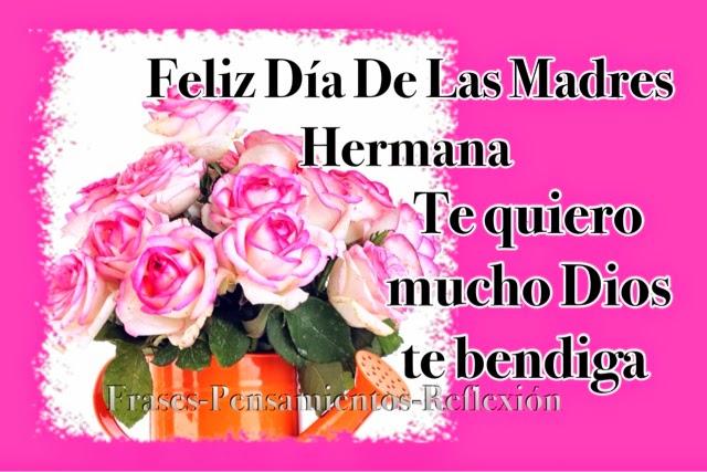 Madres Hermana Feliz Día de Las Madre Hermana