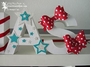 stampin up christmas weihnachten designerschleifen bows stars sterne
