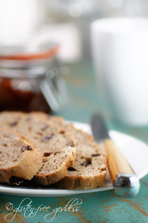 Gluten-Free Irish Soda Bread (and baking tips)