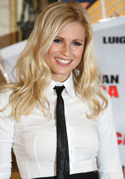 Michelle Hunziker Swiss hot actress