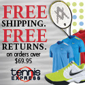 Free Shipping From Tennis Express: STEN