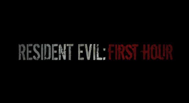 Download Resident Evil: First Hour S01E01 Websérie HD MKV MP4 RMVB Legendado