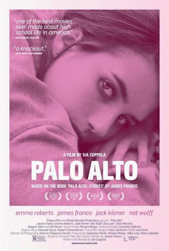 Πάλο Άλτο (Palo Alto) Poster