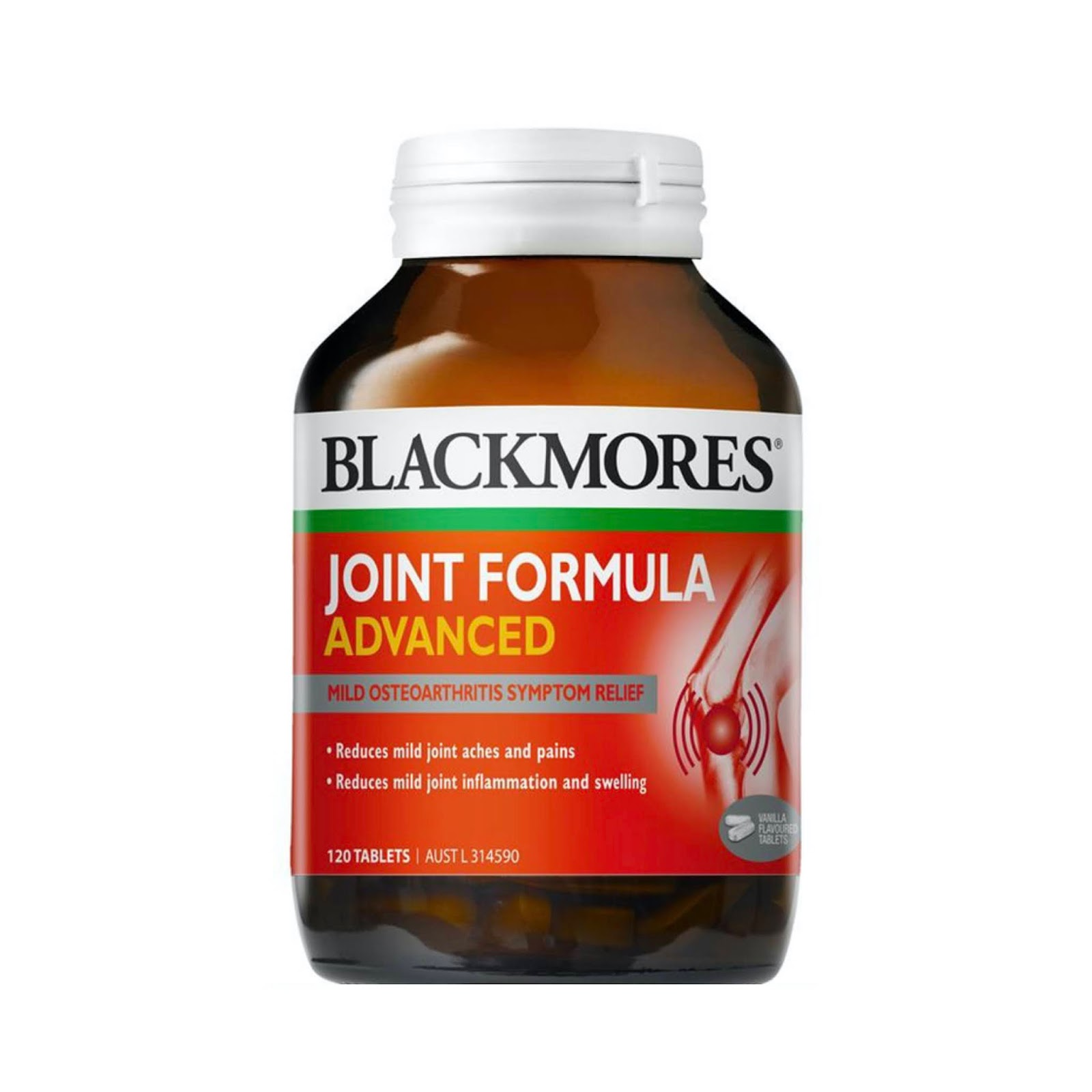 Vitamins bổ trợ khớp Blackmores Joint Formula Advanced 120