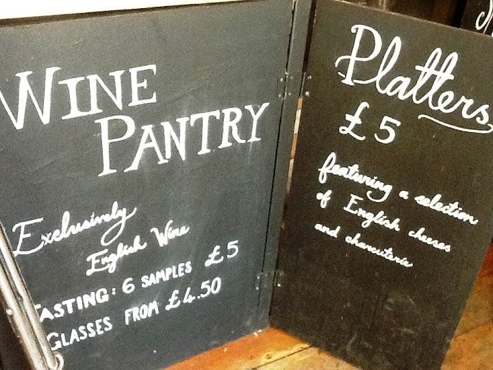 The Wine Pantry, London