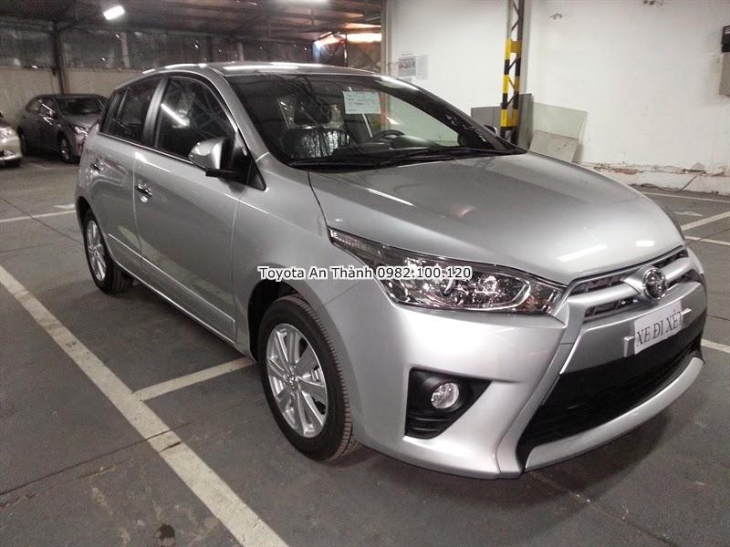 Khuyến Mãi Giá Bán Xe Ôtô Toyota Yaris 2015 Mới 7