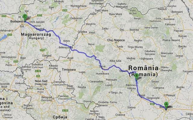 passeando - Passeando pelos Balcãs... rumo à Roménia! - Página 11 Bucareste+Budapeste