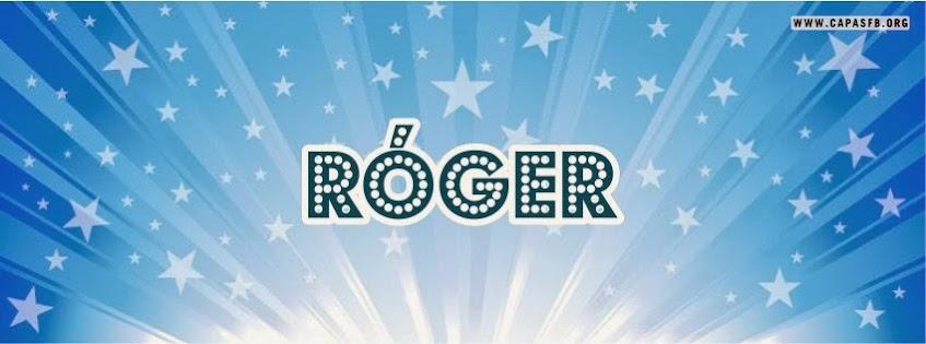 Capas para Facebook Róger
