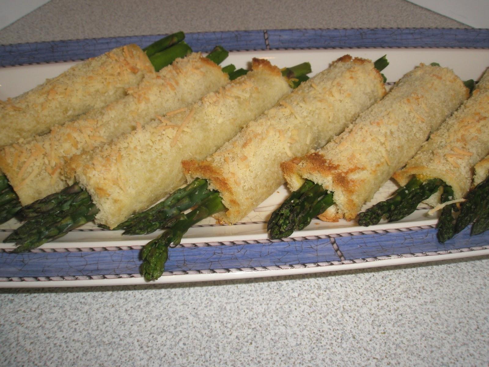 Got it cook it asparagus rolls asparagus rolls ccuart Image collections