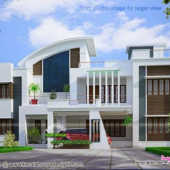 Modern contemporary home in 2992 sq-feet