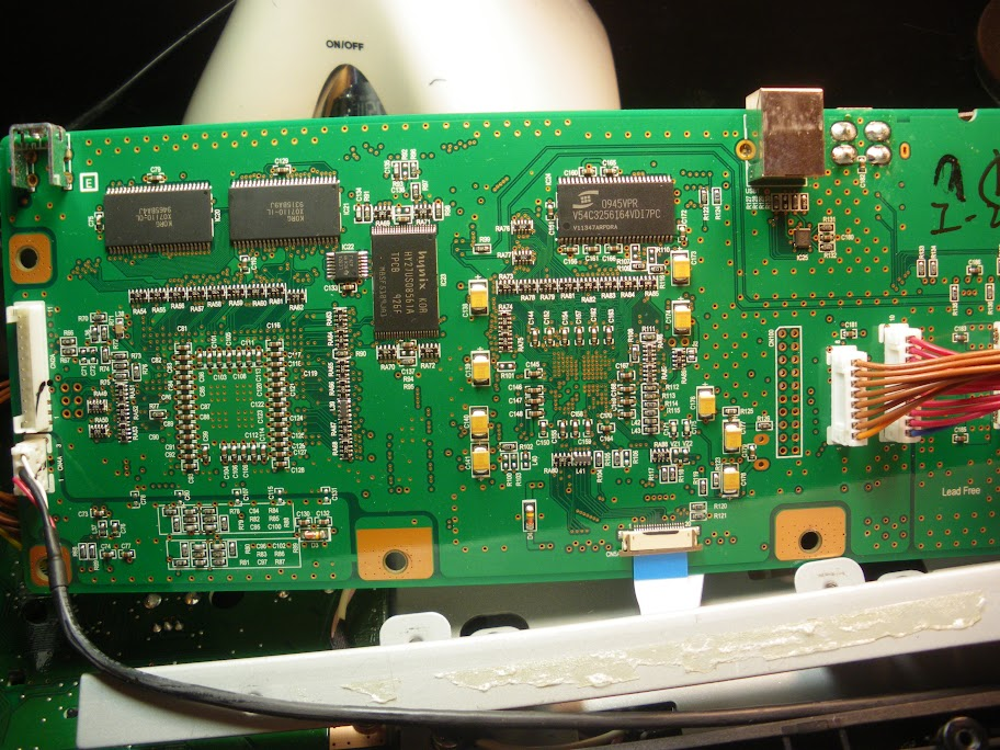Korg Forums :: View topic - MainBoard of M50 and     USB