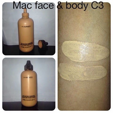 favourite summer foundation series mac face and body review c3 1