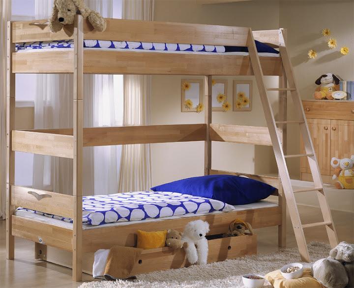 taube m bel jugendbett oliver etagenbett stockbett hochbett buche massiv ebay. Black Bedroom Furniture Sets. Home Design Ideas