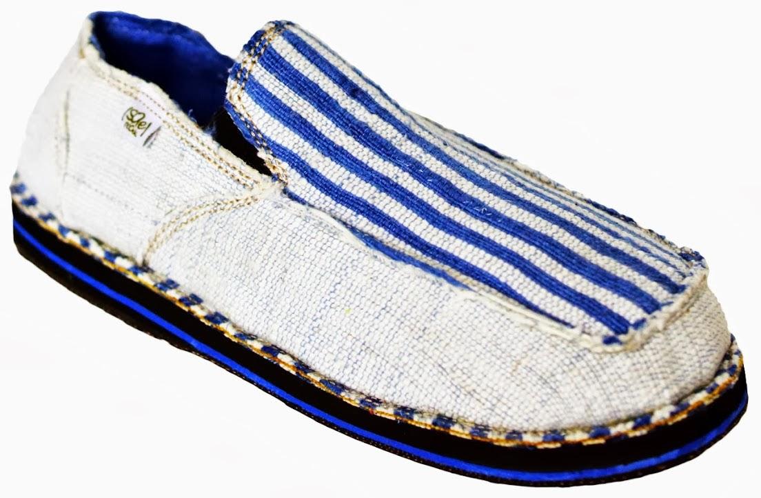 #soleRebels 手紡有機綿棒棒鞋:讓你徜徉夏日海洋風! 4