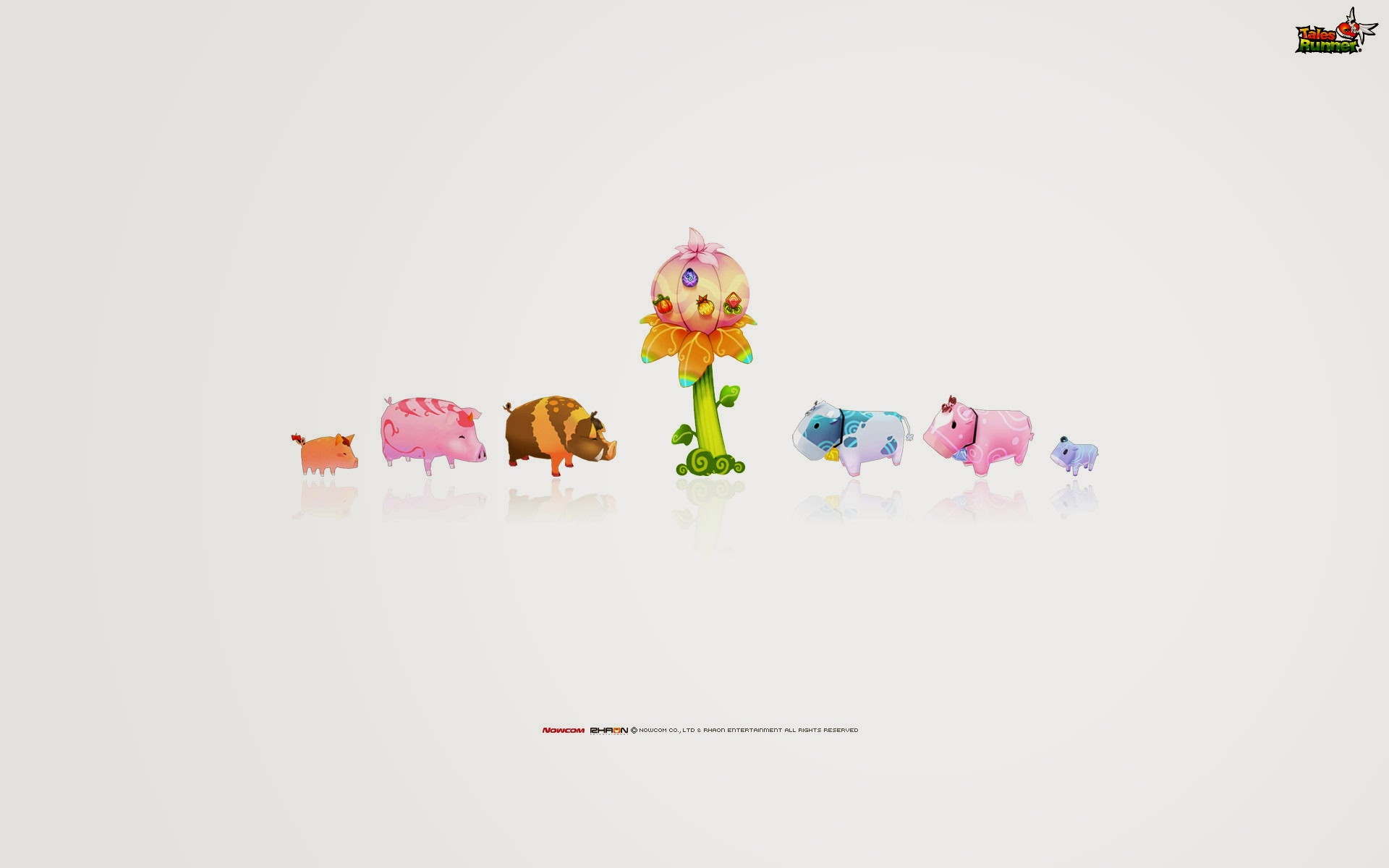 Ngắm hình nền dễ thương của GoGoRun Bắc Mỹ - Ảnh 10