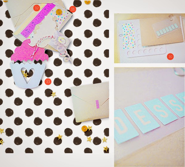 DIY // Snail Mail // Create an Impromptu Craft Kit // No. 2 // Slide 7