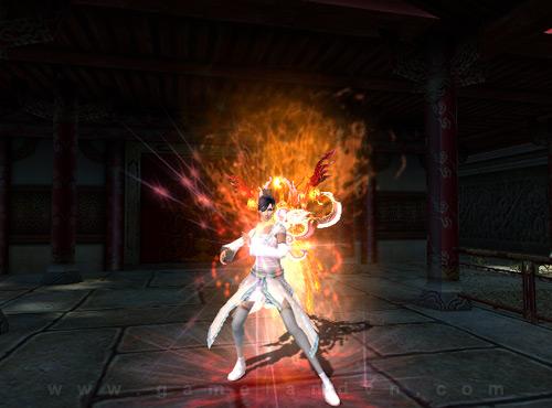Cận cảnh bát đại thần khí trong Loong Online 2