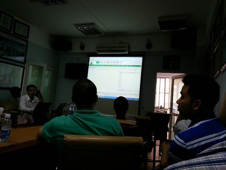ông Vũ Xuân Phương - triển khai đào tạo sử dụng phần mềm cho phục hưng holdings