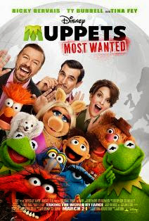 Ver El Tour De Los Muppets (Most Wanted) (2014) Online
